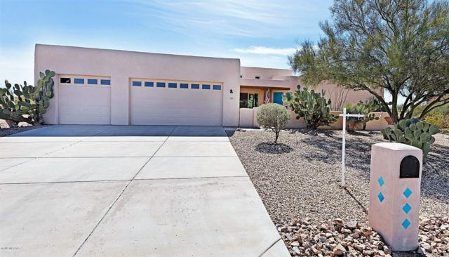 7907 W Tree Frog Trail, Tucson, AZ 85735 (#21906332) :: Long Realty - The Vallee Gold Team