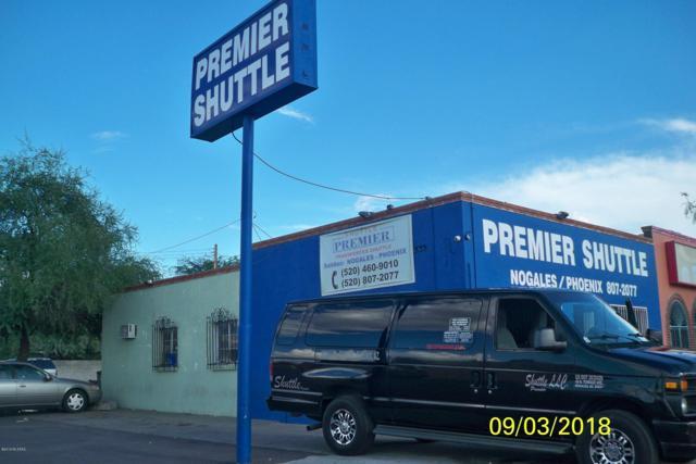4207 S 6th Avenue, Tucson, AZ 85714 (#21906533) :: Long Realty Company