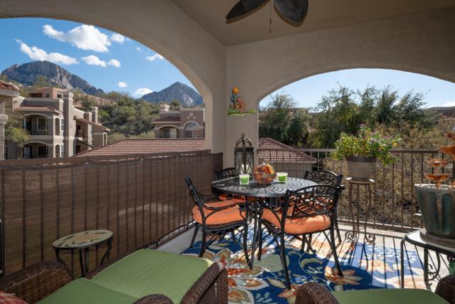 1500 E Pusch Wilderness Drive #11204, Oro Valley, AZ 85737 (#21906687) :: Long Realty Company