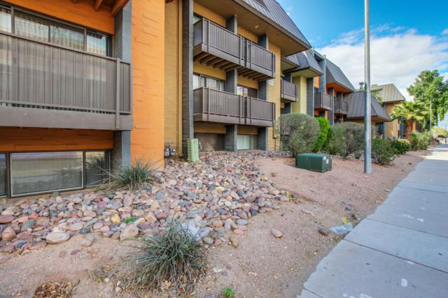 931 N Euclid Avenue #141, Tucson, AZ 85719 (#21906814) :: Long Realty - The Vallee Gold Team