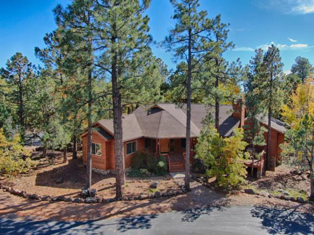 2215 Vista Lane, Pinetop, AZ 85935 (#21907123) :: Long Realty Company