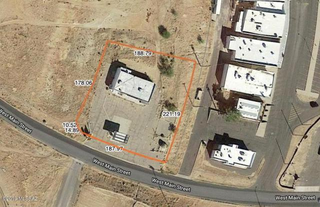 102 W Main Street, San Manuel, AZ 85631 (#21907175) :: The Local Real Estate Group | Realty Executives