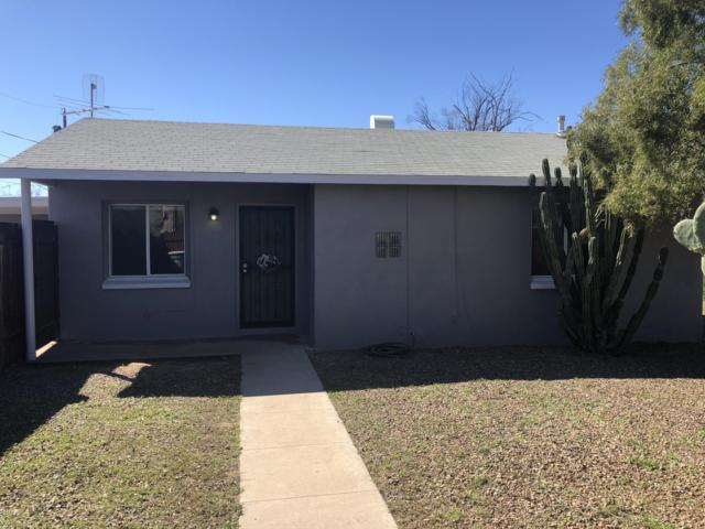1821 N Craycroft, Tucson, AZ 85712 (#21907234) :: Long Realty - The Vallee Gold Team