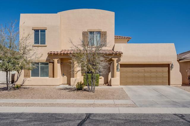 9545 E Via Del Sol Caliente, Tucson, AZ 85748 (#21907278) :: The Josh Berkley Team