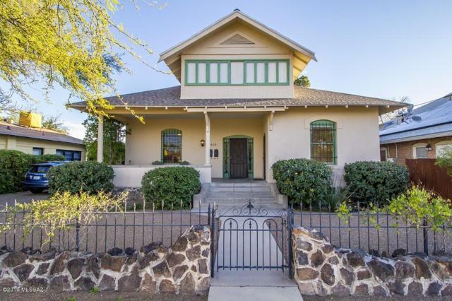 408 E 16Th Street, Tucson, AZ 85701 (#21907496) :: Long Realty Company