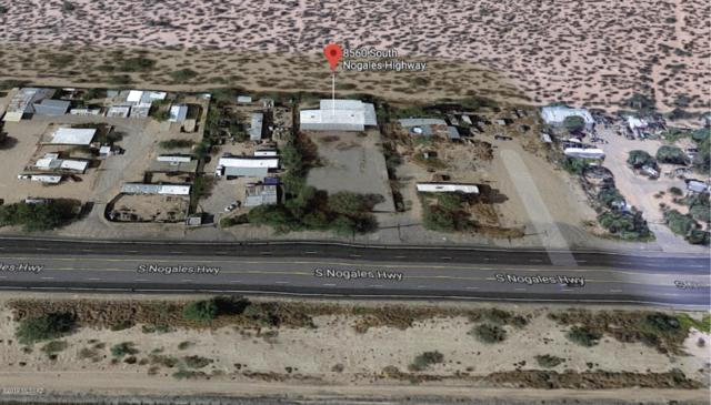 8560 S Nogales Highway, Tucson, AZ 85756 (#21907512) :: Long Realty Company