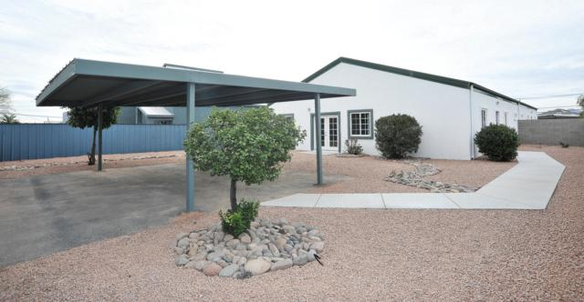 820 S Fremont Avenue, Tucson, AZ 85719 (#21907531) :: Long Realty - The Vallee Gold Team