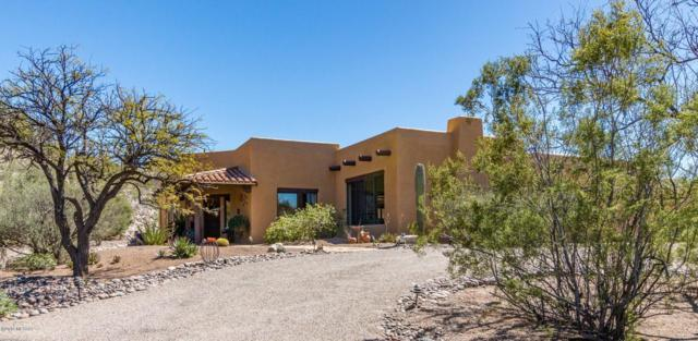 4109 E Bujia Segunda, Tucson, AZ 85718 (#21907553) :: Long Realty - The Vallee Gold Team