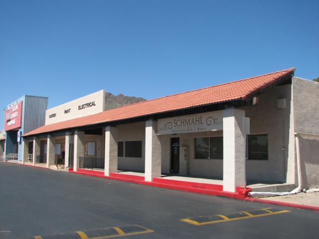 3029 S Kinney, Ste. A Road, Tucson, AZ 85713 (#21907564) :: Long Realty Company