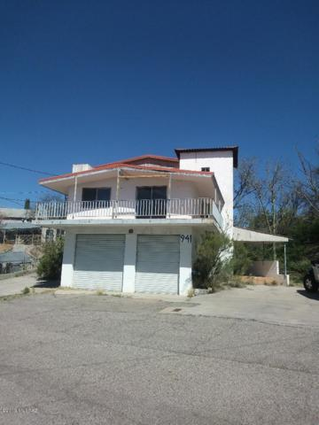 941 N N Santa Cruz Street, Nogales, AZ 85621 (#21907586) :: Long Realty - The Vallee Gold Team