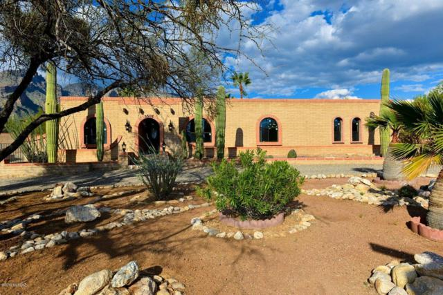 3505 E Guthrie Mountain Place, Tucson, AZ 85718 (#21907619) :: The Josh Berkley Team