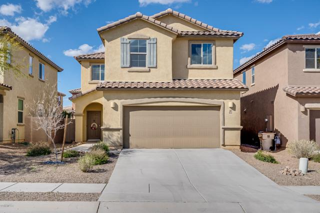 686 W Calle Canto Sereno, Sahuarita, AZ 85629 (MLS #21907673) :: The Property Partners at eXp Realty