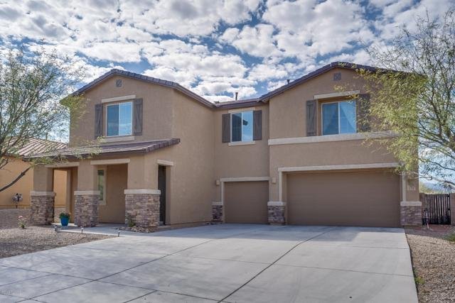 172 E Adytum Place, Vail, AZ 85641 (MLS #21907693) :: The Property Partners at eXp Realty