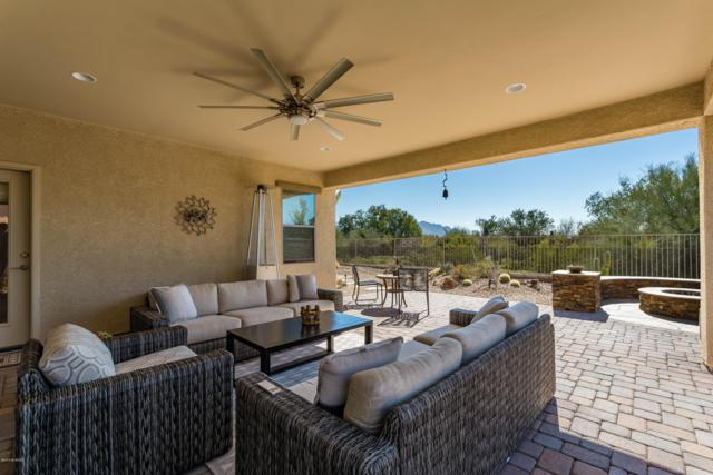 11338 N Adobe Village Place, Marana, AZ 85658 (MLS #21907721) :: The Property Partners at eXp Realty