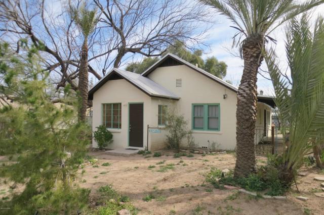 3320 N Flanwill Boulevard, Tucson, AZ 85716 (#21907881) :: Long Realty Company