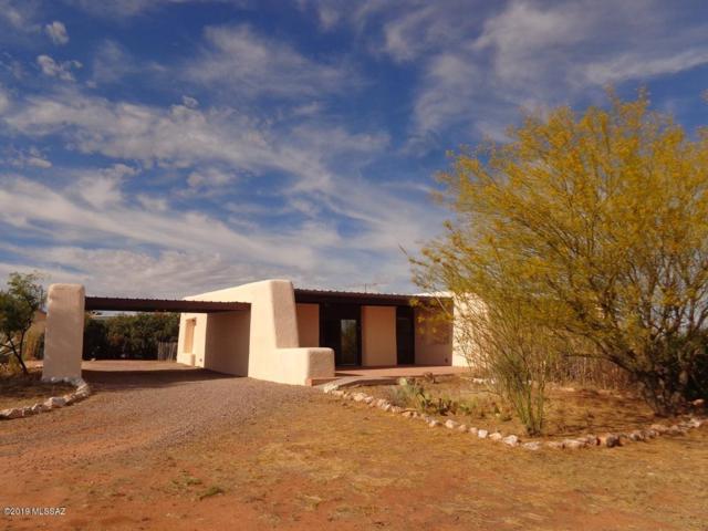 252 S Broken Arrow Lane, Benson, AZ 85602 (#21907962) :: Long Realty Company