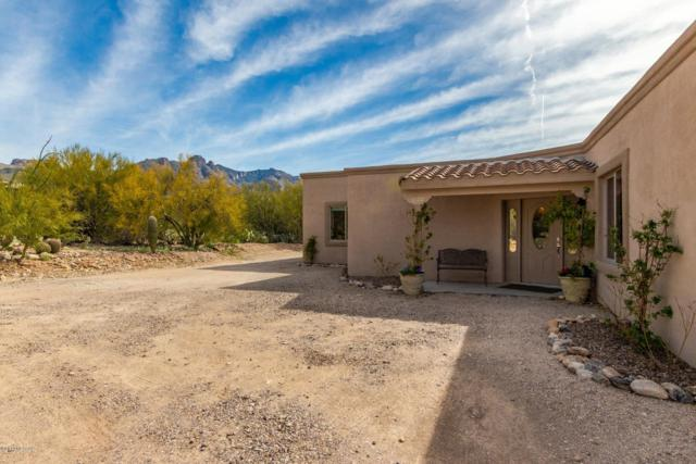 6620 N Camino Padre Isidoro, Tucson, AZ 85718 (#21907971) :: Long Realty - The Vallee Gold Team