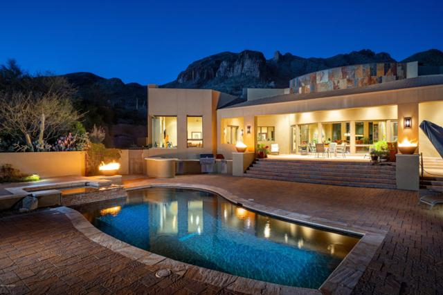 7417 N Secret Canyon Drive, Tucson, AZ 85718 (#21908004) :: Long Realty - The Vallee Gold Team