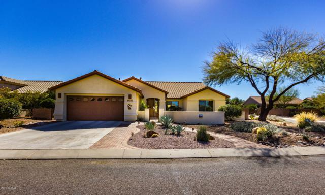 2194 E Falcon Vista Drive, Green Valley, AZ 85614 (#21908138) :: Long Realty - The Vallee Gold Team