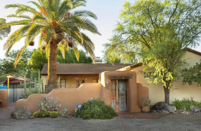 227 S Calle De Jardin, Tucson, AZ 85711 (#21908437) :: Long Realty - The Vallee Gold Team