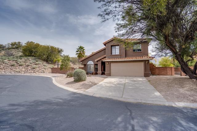 10320 N Oak Knoll Lane, Tucson, AZ 85737 (#21908477) :: Long Realty - The Vallee Gold Team