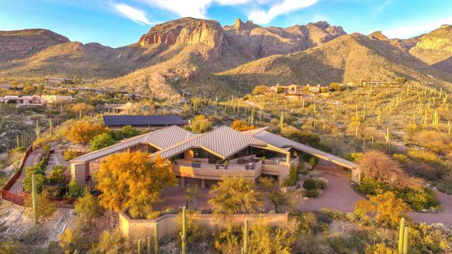 7403 N Secret Canyon Drive, Tucson, AZ 85718 (#21908614) :: Long Realty - The Vallee Gold Team
