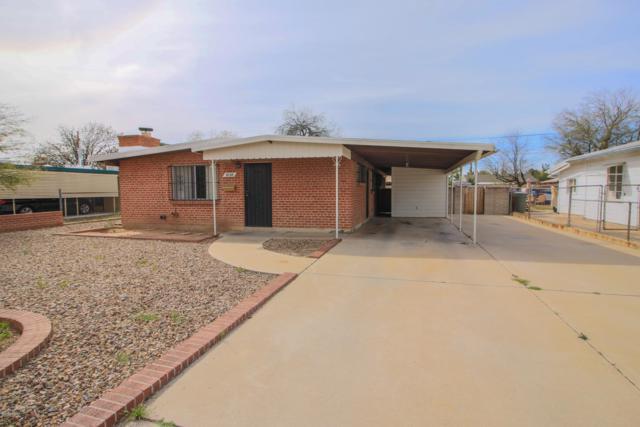 5038 E 4Th Street, Tucson, AZ 85711 (#21908716) :: Long Realty - The Vallee Gold Team