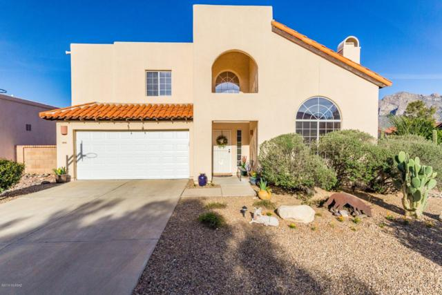 10156 N Inverrary Place, Oro Valley, AZ 85737 (#21908729) :: Long Realty - The Vallee Gold Team