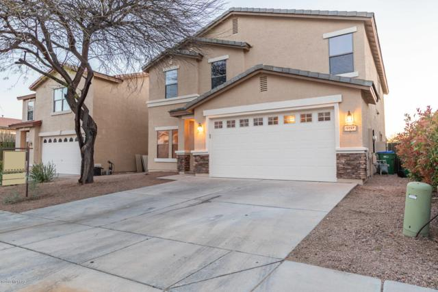 12929 N Desert Olive Drive, Oro Valley, AZ 85755 (#21908933) :: Long Realty - The Vallee Gold Team