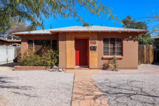 1909 E 8th Street, Tucson, AZ 85719 (#21908969) :: Long Realty Company