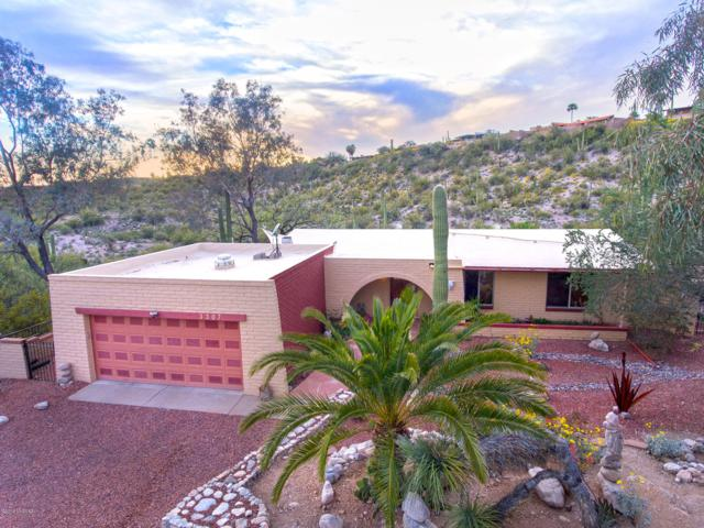 3307 E Ventana Canyon Drive, Tucson, AZ 85718 (#21909353) :: The Josh Berkley Team