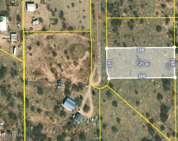 TBD S Broken Arrow Place #107, Benson, AZ 85602 (#21909386) :: Keller Williams