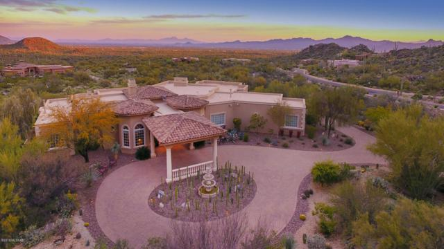 13898 N Copper Sunset Drive, Marana, AZ 85658 (#21909475) :: Long Realty - The Vallee Gold Team