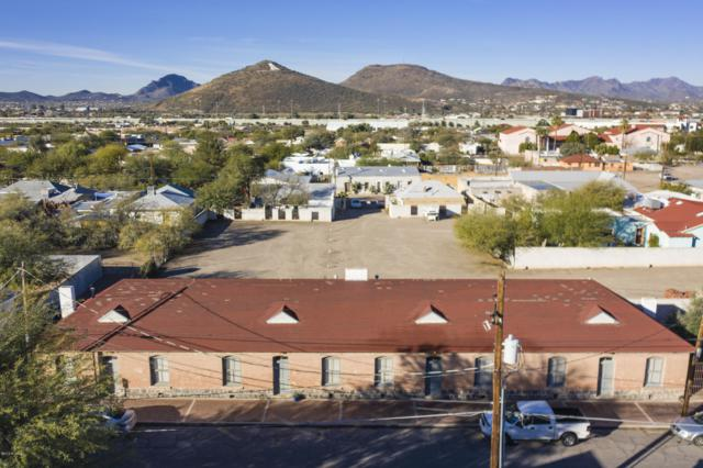 440-446 S Convent Avenue, Tucson, AZ 85701 (#21909792) :: The Local Real Estate Group | Realty Executives