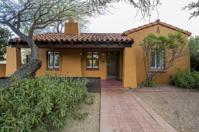 2222 E 3Rd Street, Tucson, AZ 85719 (#21909841) :: Long Realty - The Vallee Gold Team