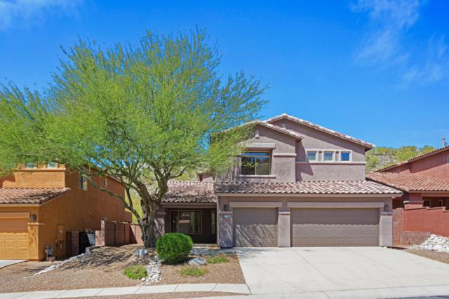 4201 N Sunset Cliff Drive, Tucson, AZ 85750 (#21909960) :: Long Realty - The Vallee Gold Team