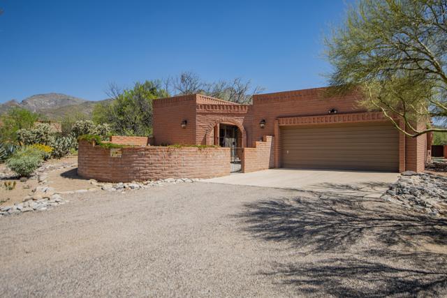 2171 E Circulo Solaz, Tucson, AZ 85718 (#21910164) :: Realty Executives Tucson Elite