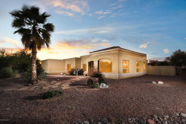 1310 W Saddlehorn Drive, Tucson, AZ 85704 (#21910216) :: The Local Real Estate Group | Realty Executives