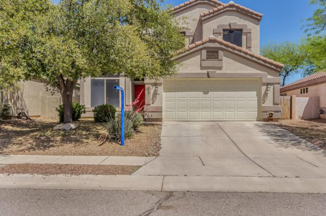 2350 N Creek Vista, Tucson, AZ 85749 (#21910308) :: Long Realty - The Vallee Gold Team
