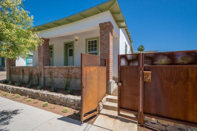 116 N 1st Avenue, Tucson, AZ 85719 (#21910365) :: Keller Williams