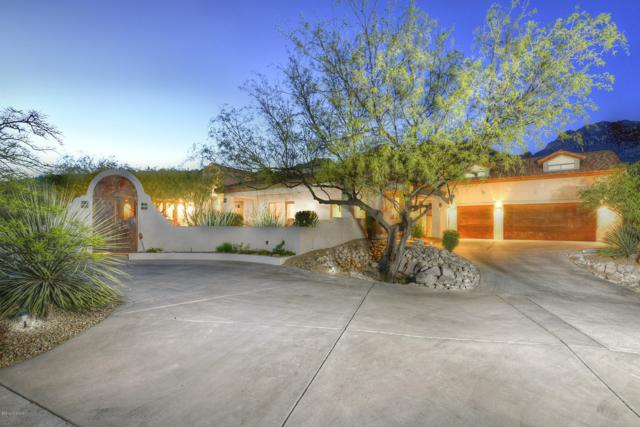 6451 N Via Del Emigrado, Tucson, AZ 85750 (#21910396) :: Long Realty - The Vallee Gold Team