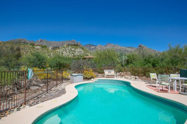 3693 E Esperero Canyon Place, Tucson, AZ 85718 (#21910455) :: The Josh Berkley Team