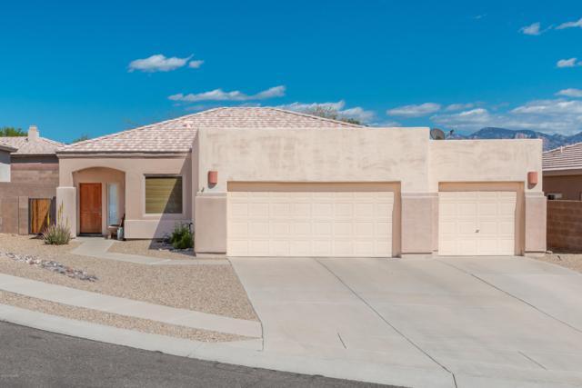 4852 W Saguaro Point Place, Marana, AZ 85658 (#21910474) :: Long Realty - The Vallee Gold Team