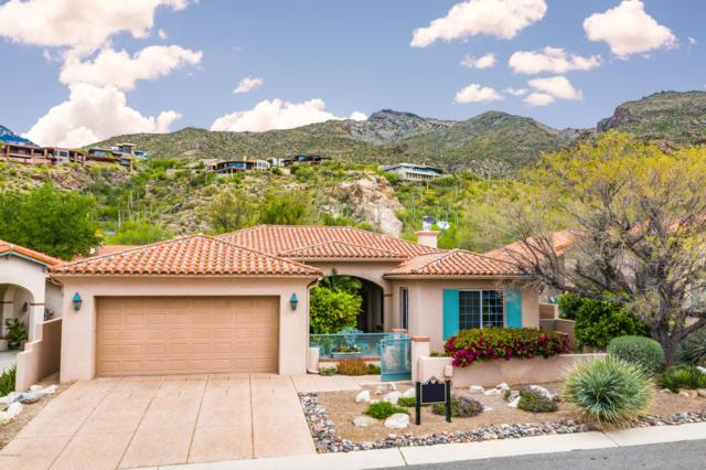 6961 E Quiet Desert Lane, Tucson, AZ 85750 (#21910627) :: Long Realty - The Vallee Gold Team