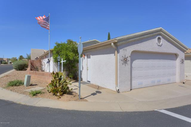 496 W Windham Boulevard, Green Valley, AZ 85614 (#21910728) :: Long Realty Company