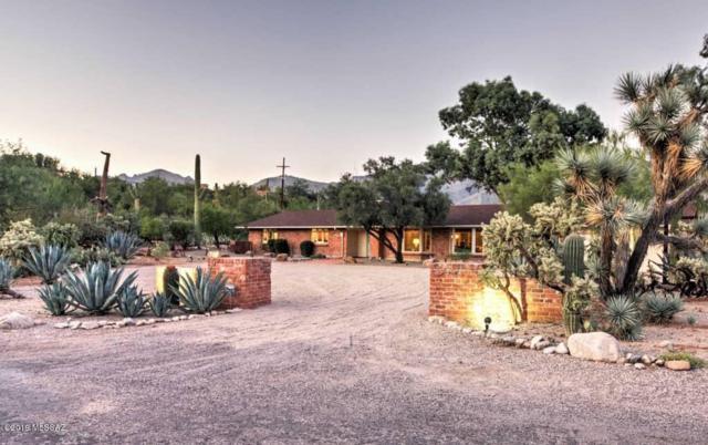 2815 E Camino La Brinca, Tucson, AZ 85718 (#21910747) :: Realty Executives Tucson Elite
