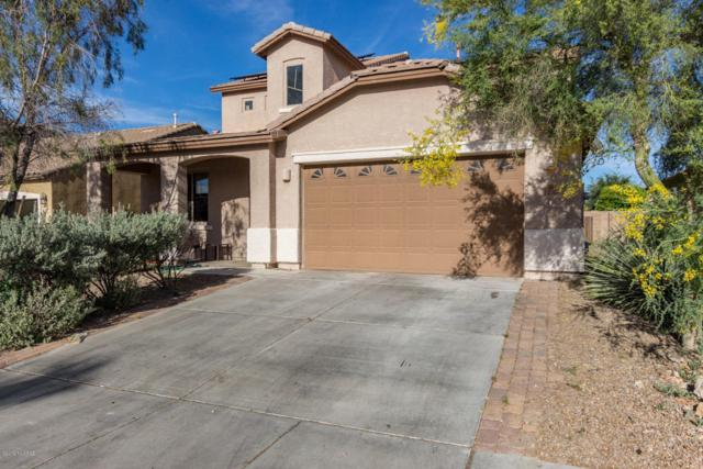 12708 N Brabant Drive, Marana, AZ 85653 (#21910779) :: Long Realty Company