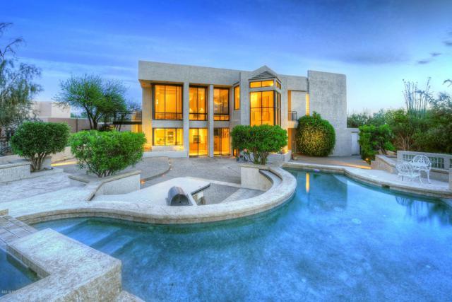 7261 E Ventana Canyon Drive, Tucson, AZ 85750 (#21910820) :: Long Realty Company