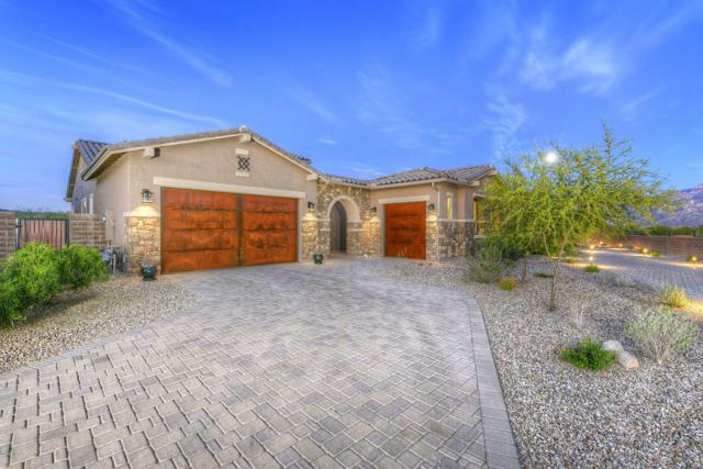814 W Chrysanthia Court, Oro Valley, AZ 85755 (#21910873) :: Long Realty Company