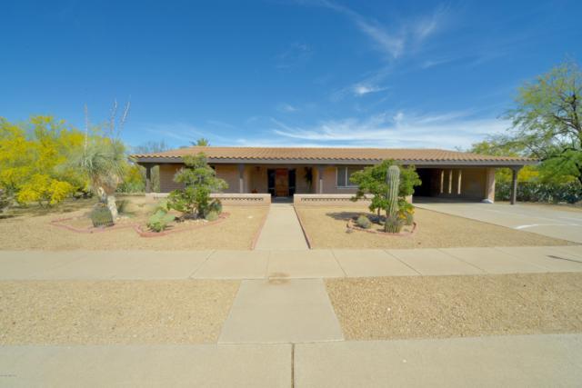 1160 N La Canoa, Green Valley, AZ 85614 (#21910883) :: Long Realty Company